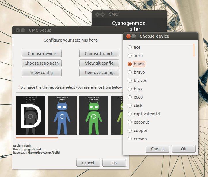 CMC for Ubuntu