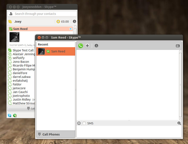 Skype For Linux Loses Beta Tag, Hits 4.0 - OMG! Ubuntu!