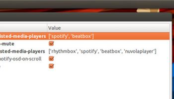 [How to] Remove Multiple Players from Ubuntu Sound Menu
