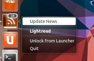Launcher Quicklist