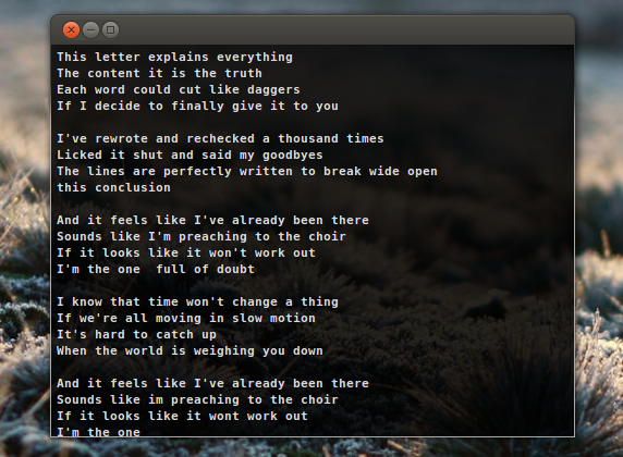 Coverbox Lyrics Windows