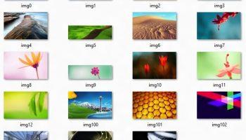 Windows 8 wallpapers