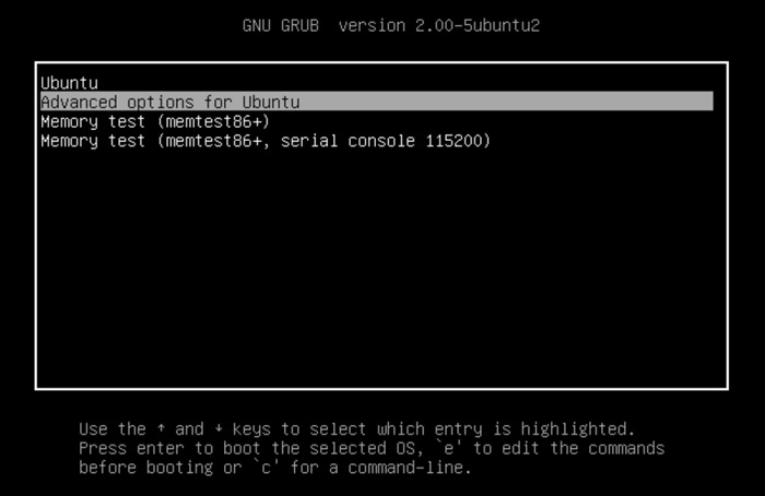 5 Keys You Can Press at the GRUB Menu - OMG! Ubuntu!