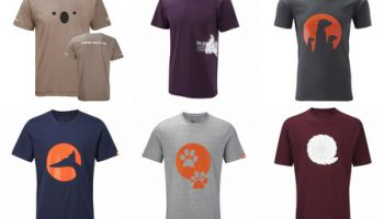 previous Ubuntu t-shirts