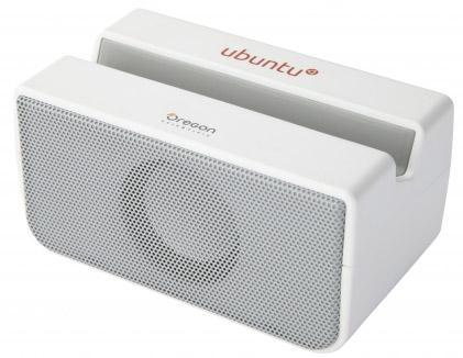 Ubuntu Boombero Speaker