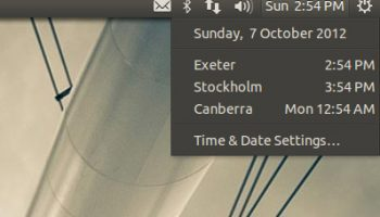 [How To] Add Other Timezones to Ubuntu's Clock Applet
