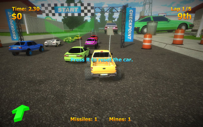 Hit Mac Game 'RC Mini Racers' Gears Up for Ubuntu Release
