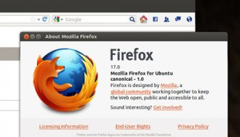 Firefox's New Theme Starts Taking Shape on Linux