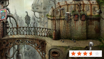 Machinarium for Linux [Review]