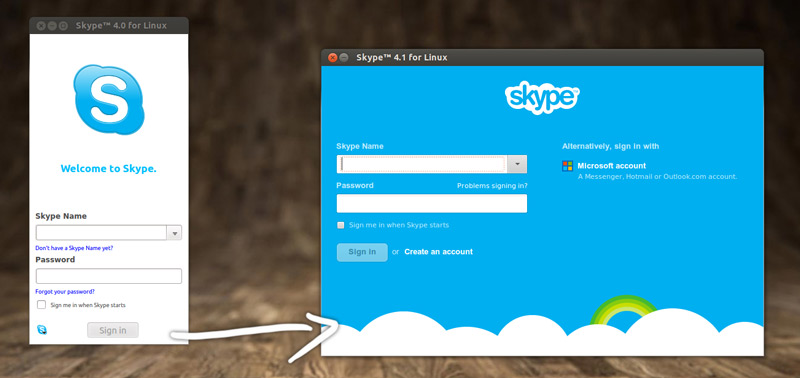 The latest Skype update now supports Android Wear Indilens