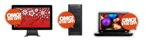 ubuntu 'black friday' bargains omg! ubuntu!
