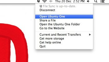 Official Ubuntu One Mac Client Leaves Beta