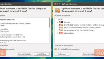 Usability Tweaks Proposed for 'Software Updater' App