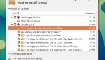 'Tweaked' Software Updater Lands in Ubuntu 13.04