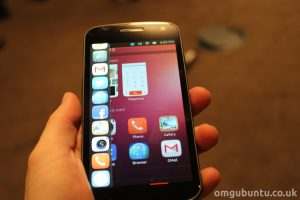 The Ubuntu Phone in Our Hand - a new OS, on an old Nexus