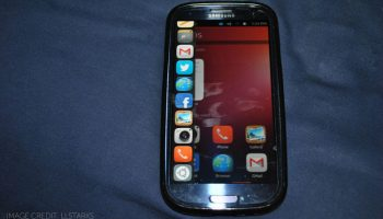 Ubuntu Touch Preview Up & Running On Samsung Galaxy S III
