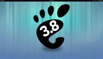 Disponible GNOME 3.8