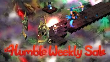 Humble Weekly Sale Launches, Buy 'Bastion' for $1