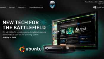 Alienware Joins the Ubuntu OEM Family