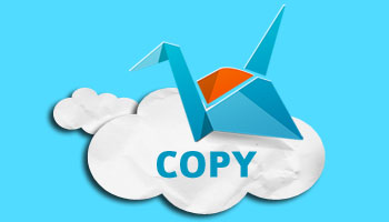 copy new cloud storage service with apt name linux client