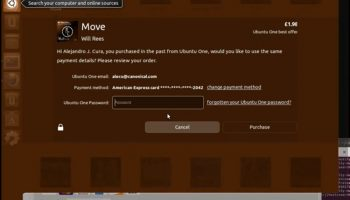 In-Dash Music Purchasing Proposed for Ubuntu 13.04