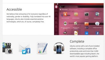 Ubuntu Website Undergoes Subtle Revamp