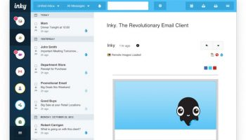 Desktop Email App Inky Coming to Linux 'Soon'