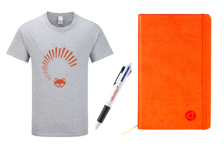New Ubuntu Merch