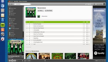 Spotify Pushes Out Bug Fix Update on Linux