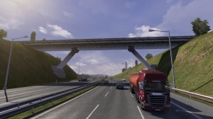 Euro Trucking Simulator 2
