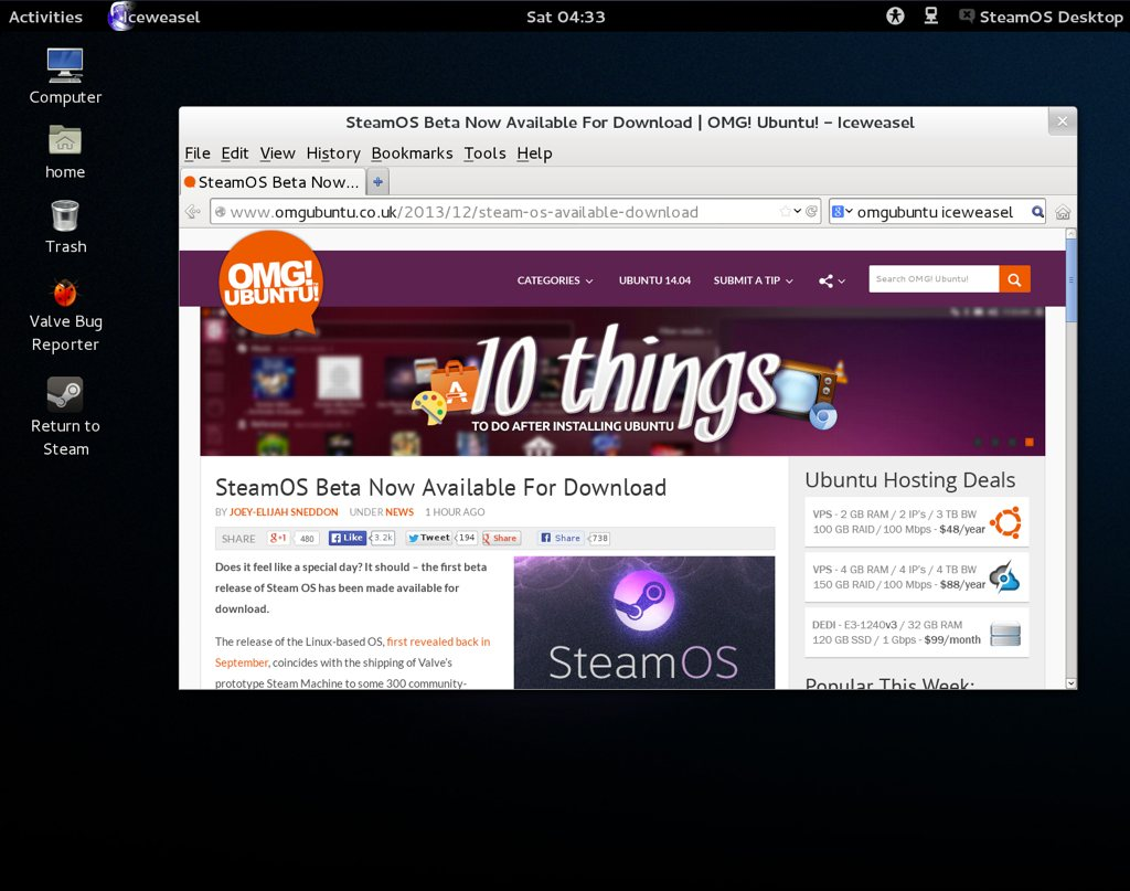how to set up steam app