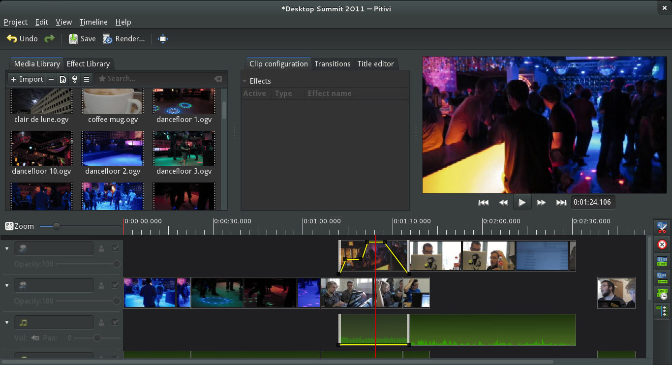 Free Download Video Editing And Mixing Software For Pc