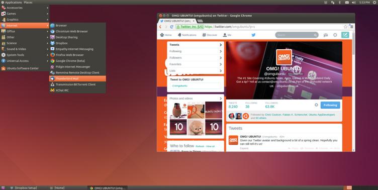 How to Install a Classic Ubuntu Desktop in 14.04 LTS Ubuntu Gnome Desktop