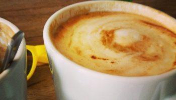 second soya latte