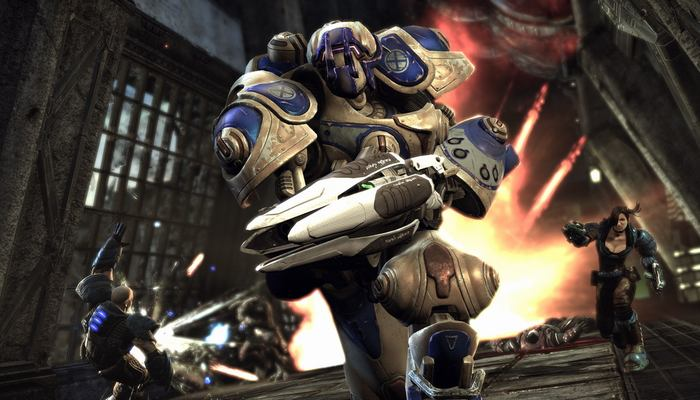 Unreal Tournament Confirms Linux Support, Will Also Be Free - OMG