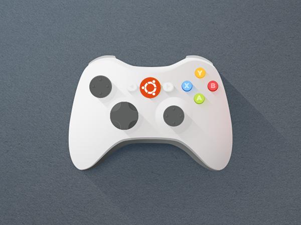 xbox pad ubuntu