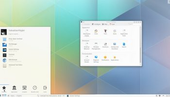 new look plasma desktop kde