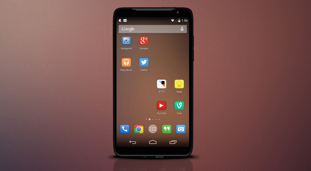Suru Icon Pack Brings Ubuntu Phone Style to Android