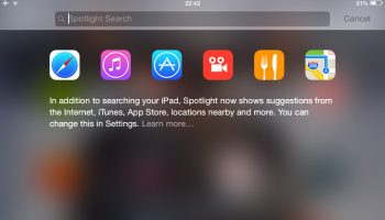 iOS Spotlight Search Introduction