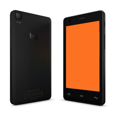 Premier Ubuntu Phone officiel