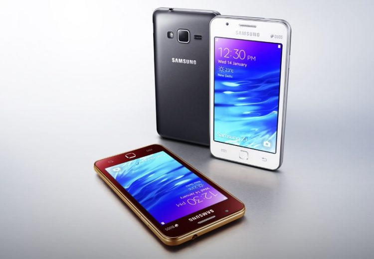 Samsung Z1 Press Photo