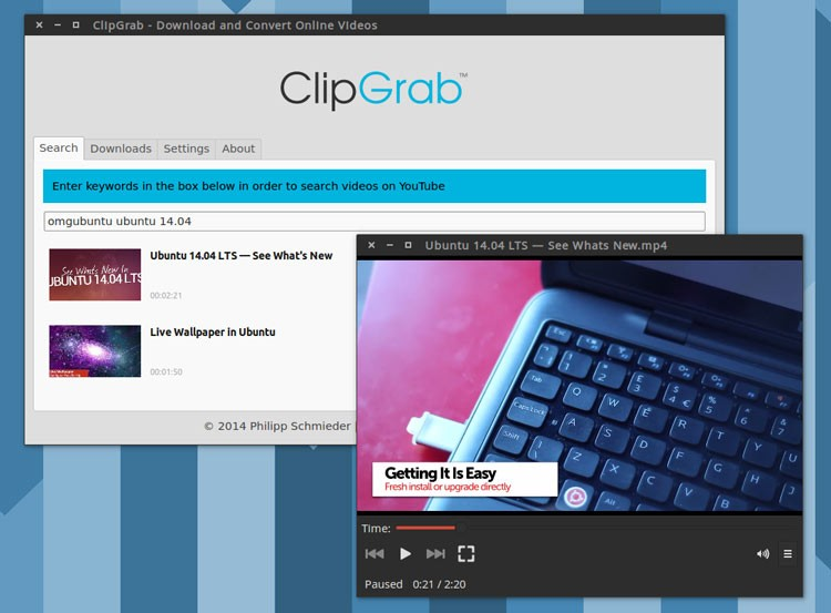 clipgrab youtube-downloader-ubuntu