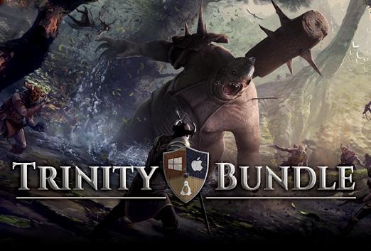 10 Linux Games One Low Price Trinity Bundle Now Live Omg Ubuntu