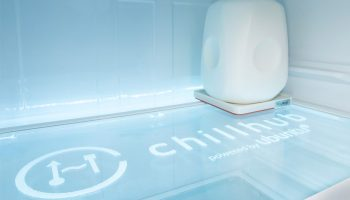 ChillHub Is a Smart Fridge Running Ubuntu