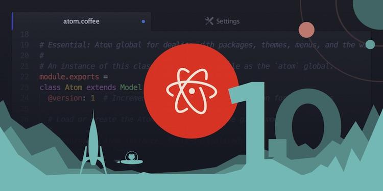 atom how to run code