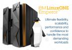 LinuxONE Emperor Mainframe