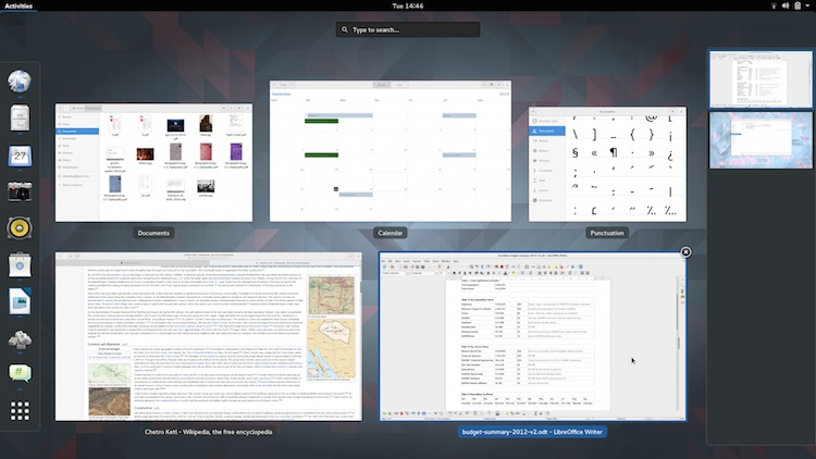 These Are The Best New Features in GNOME 3.18