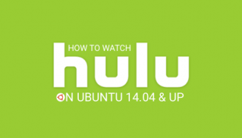 watch hulu ubuntu