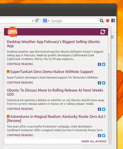 omg ubuntu firefox extension