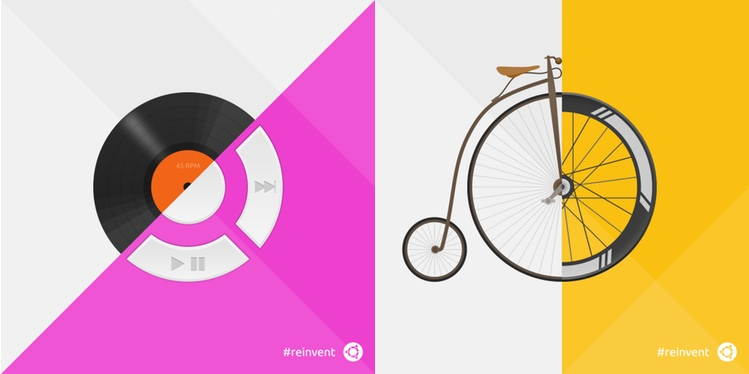 ubuntu reinvent images